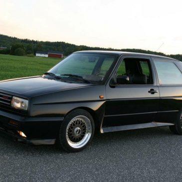 Golf Rallye 1989